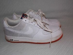 Details about NIKE Air Force 1 Low 318775 112 FUTURA Be True Basketball Sneakers Size 10.5