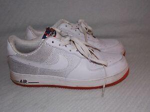 NIKE Air Force 1 Low 318775-112 FUTURA Be True Basketball Sneakers ... 2bf6e8d90e