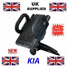 Kia Car Mobile Phone iphone or GPS fits CD Slot Holder style 1