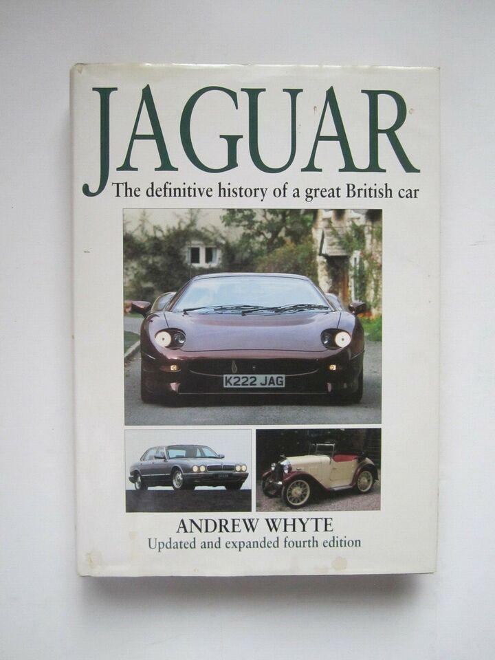 Jaguar bøger