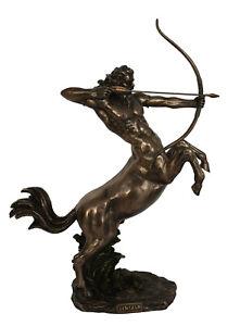 Centaur-Cold-Cast-Bronze-Resin-statue-Part-man-Part-horse-Kentauros-Mythology
