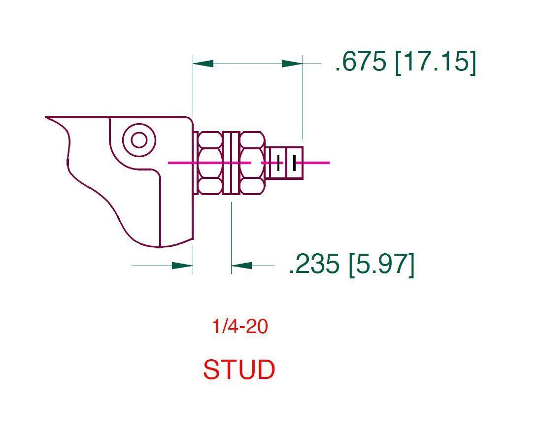 Image 5 - MIDNITE-SOLAR-20-AMP-DC-Panel-Mount-Circuit-Breaker-MNEDC-20-FREE-SHIPPING