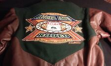 NFR 1997 National Finals Rodeo Official Annual Contestant Jacket Size Large
