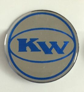 Key-West-Boats-1-1-2-034-Domed-Round-Decal-Blue-amp-Silver-Single-Boat-Marine