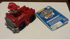 Nickelodeon Paw Patrol - Marshall Firetruck Racer Vehicle - Spin Master