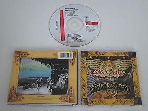 AEROSMITH-PANDORA-039-S-TOYS-COLUMBIA-476956-2-CD-ALBUM
