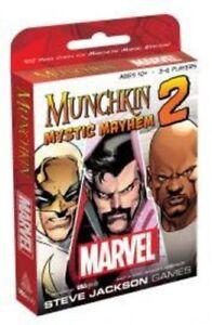 Munchkin-Marvel-2-Mystic-Mayhem-New-Games-Card-Game