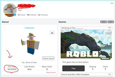 Roblox Account 2012 W Erik Cassel Hat Rare Ebay