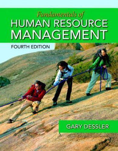 Fundamentals Of Human Resource Management Plus Mymanagementlab With