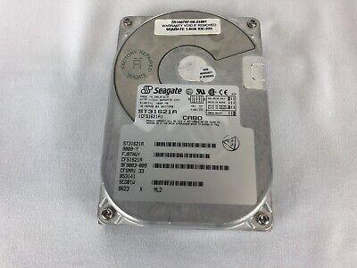 "SEAGATE ST32122A MEDALIST 2.11GB 3.5/"" VINTAGE IDE HARD DRIVE 9J7013-502  USPS"