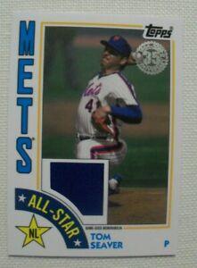 2019-Topps-Series-2-1984-Relic-ASR-TS-Tom-Seaver-New-York-Mets