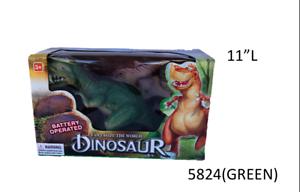 Acrocanthosaurus Eye Light Up Style Authentique réaliste Dinosaur Sound-Vert