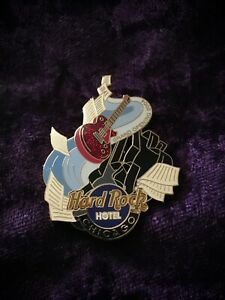 Hard Rock Hotel pin Chicago Grand Opening, #21262, 2004, LE1000