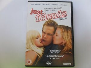 Details about JUST FRIENDS STARRING RYAN REYNOLDS AMY SMART ANNA FARIS DVD