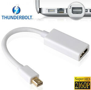 Gold-Plated-Mini-Display-Port-to-HDMI-Adapter-Connector-Macbook-to-HDTV-2160P-4K