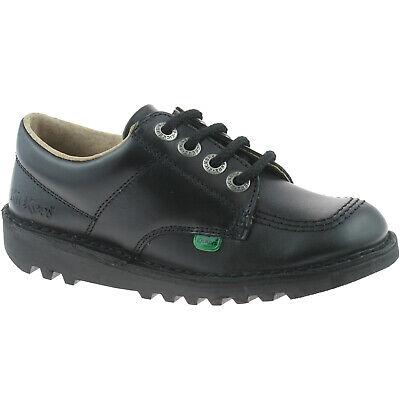 kickers school shoes size 3
