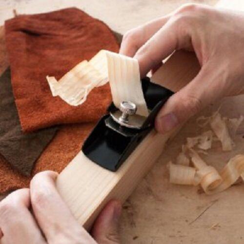 Kakuri Carpentry Plane Mini Hobby Kanna and Replacement blades 2pcs set