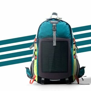 fd7dbb610d03 Details about HANERGY Solar Charging Backpack Built-in Panel