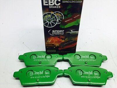 sold as PAIR EBC Greenstuff Sport Performance Disc Brake Pads DP61308
