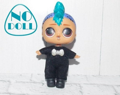 Jumpsuit Lol doll Clothes Punk Boi Clothes Overalls for LOL Surprise Doll Boy