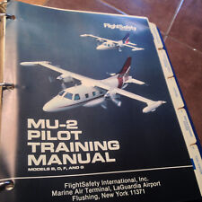 [WQZT_9871]  Mitsubishi Solitaire MU-2B-40 Wiring Manual | eBay | Mitsubishi Mu 2 Schematic |  | eBay
