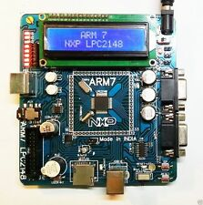 ARM7 NXP LPC2148 Development Blue Board