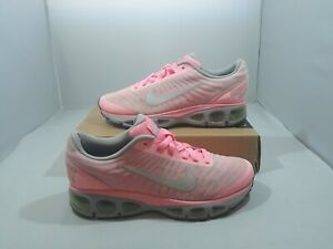 Nike-Air-Max-Tailwind-5-Pink-and-Gray-Women-039-s-Shoes-555415-600-Size-8-Sneakers