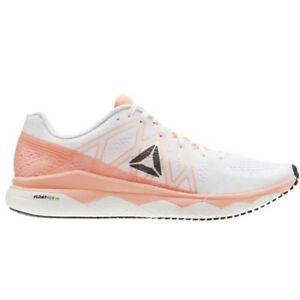 fd8ed6dec1 Details about Reebok Women CN4673 Floatride Run Fast Running shoes pink  white black Sneakers