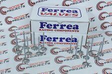 "F5066 2.110/"" X 5.213/"" Int Ferrea 5000 Series Valves Pontiac V8"