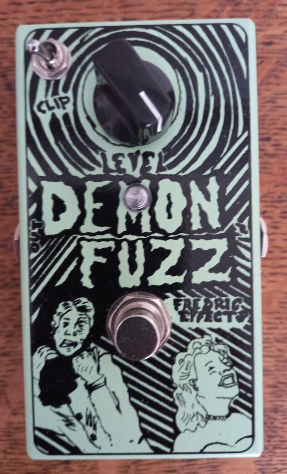 Fredric Demon Fuzz Guitar Pedal