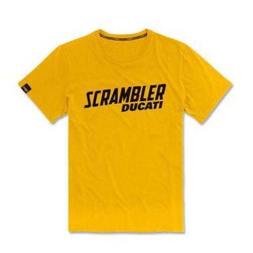 *Sale Items* Mens Ducati Scrambler Milestone T Shirt