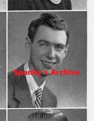 1940 S High School Yearbook W Senior Fred Rogers Pbs Mr Rogers Neighborhood Ebay