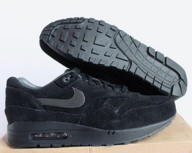 Nike Air Max 1 Premium Black Anthracite Anthracite 512033