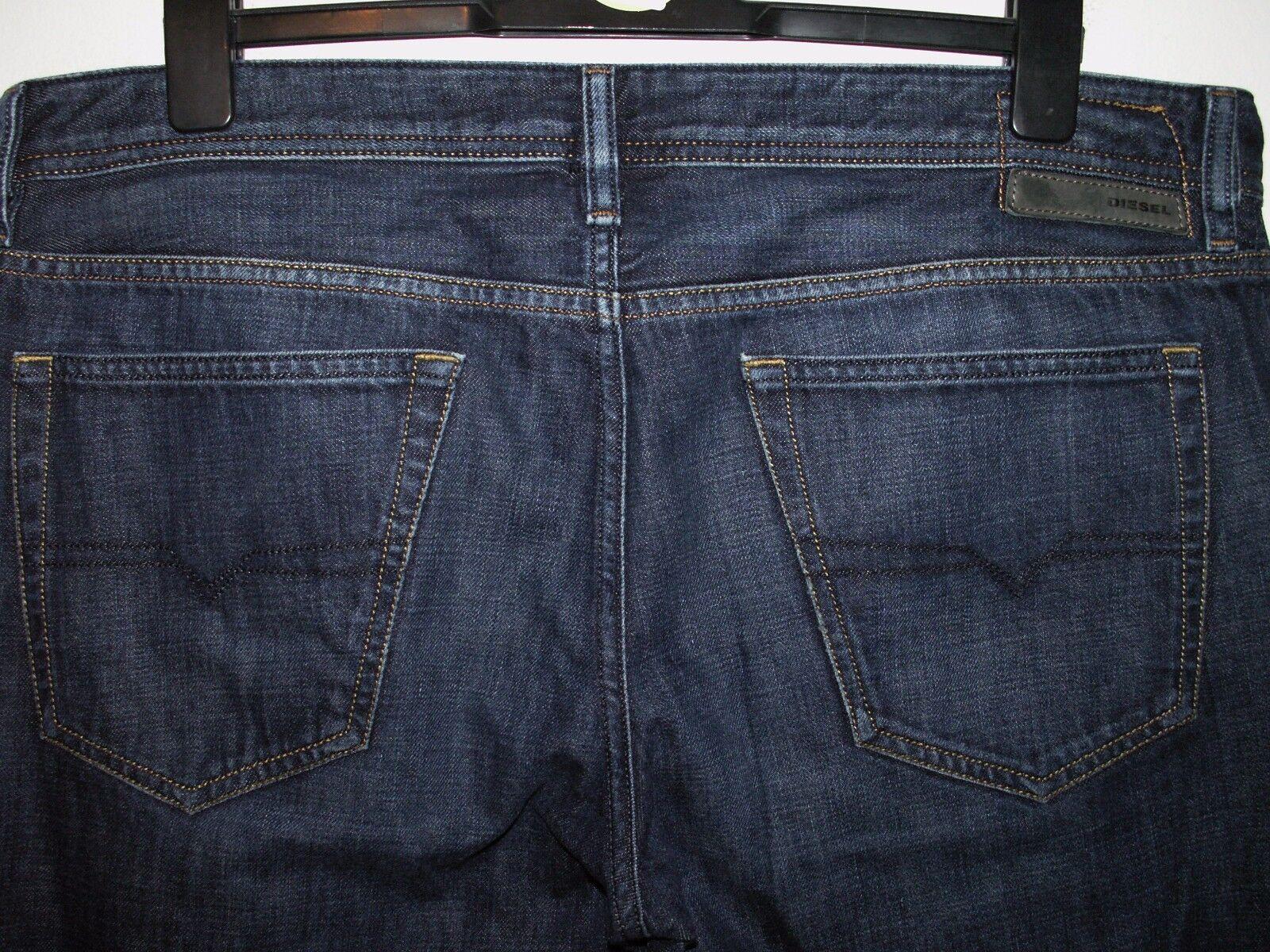 Diesel new-fanker regular slim-bootcut jeans wash 0074W W38 L32 (a3070)
