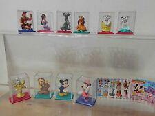 Walt Disney Characters 10 x Figur Tomy Yujin: Micky Maus,Hercules,Susi und..