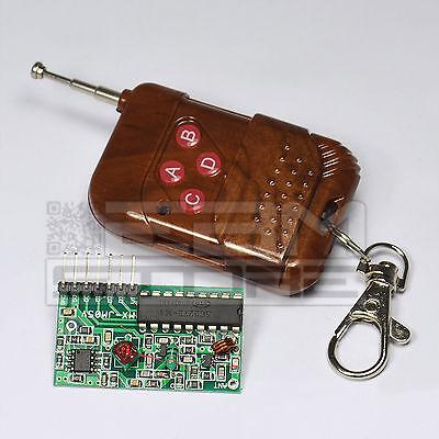Telecomando 4 Ch + ricevitore 4 canali 5V remote control arduino pic - ART. CI09