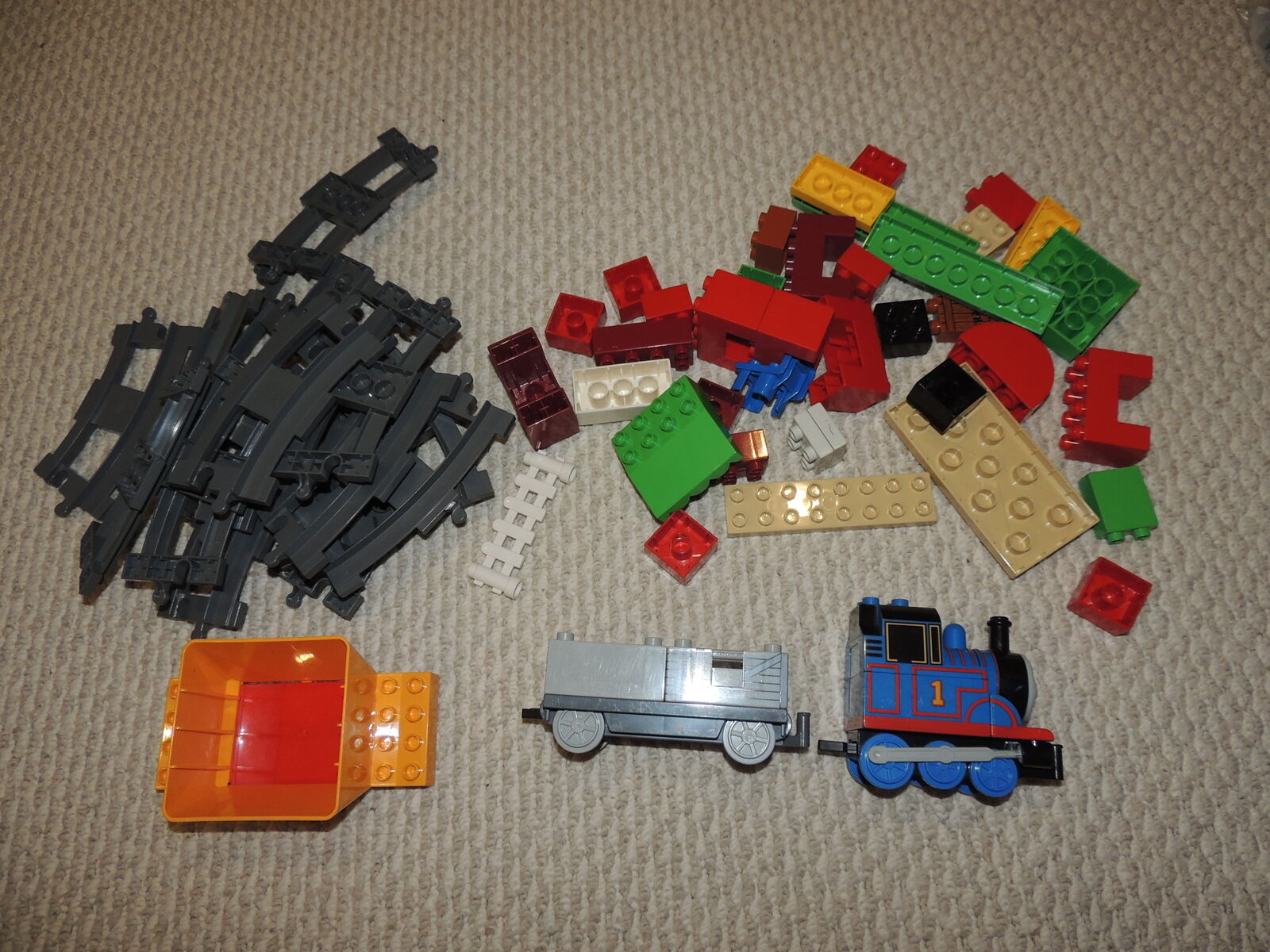 Lego 5554 Thomas Load Load Load and Carry Set Complete cda6a5
