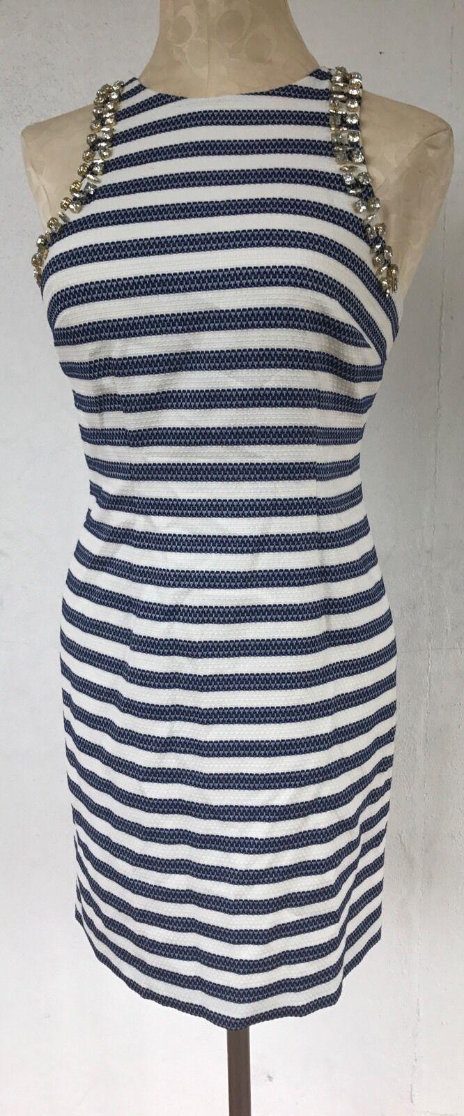 Trina Turk  Precioso Vestido Talla 4  nueva gama alta exclusiva