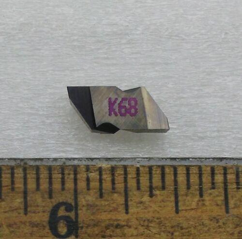 1 New Kennametal Carbide Insert NG 2125R K68