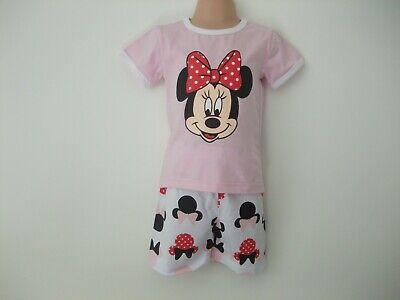 Cordiale Per Bambini Minnie Mouse Pigiama Età 3 Anni-nuovo- Famoso Per Materiali Selezionati, Disegni Innovativi, Colori Deliziosi E Lavorazione Squisita