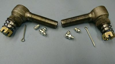 Pair of Ford GPW GP GPA Tie Rod Ends