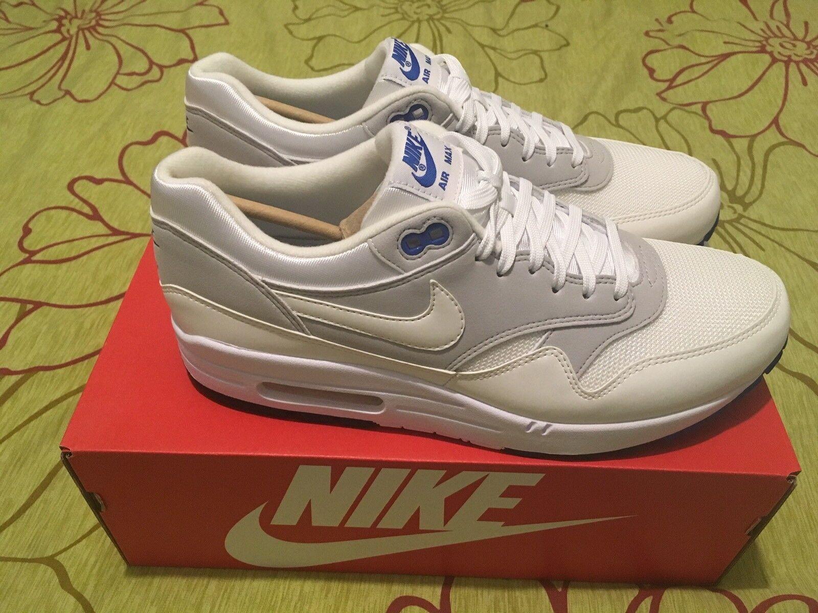 Nike Air Max 1 1 1 Dimensione 44.5 EUR   10.5 US Neuve 0d58a2