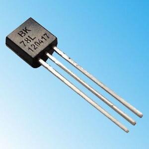 78L05-Spannungsregler-5V-100mA-0-1A-Gehause-TO92-Voltage-Regulator-IC-LM78L05