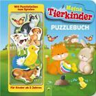 Puzzlebuch - Meine Tierkinder (2015, Gebundene Ausgabe)