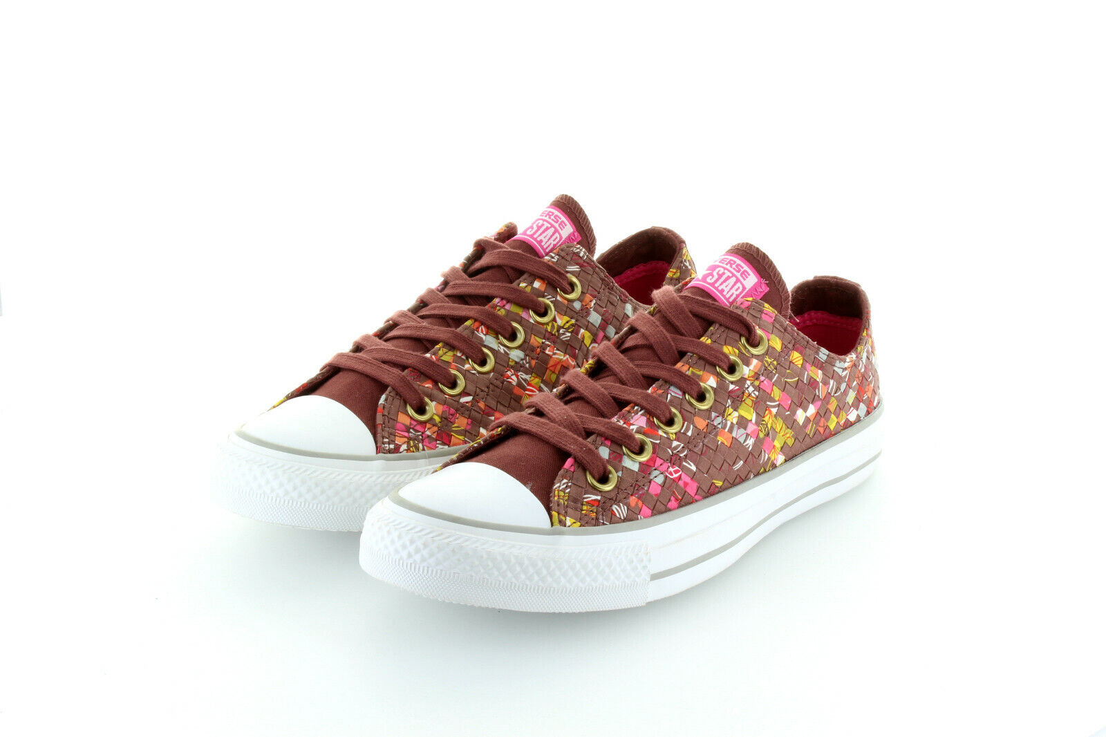 Converse All Star Chuck Taylor Ox Hot Chocolate Multi Woven Gr. 37,5   38,5