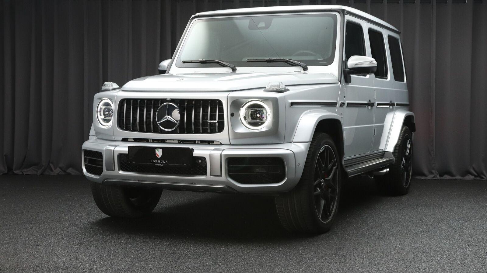 Mercedes G63 4,0 AMG aut. 5d - 34.000 kr.