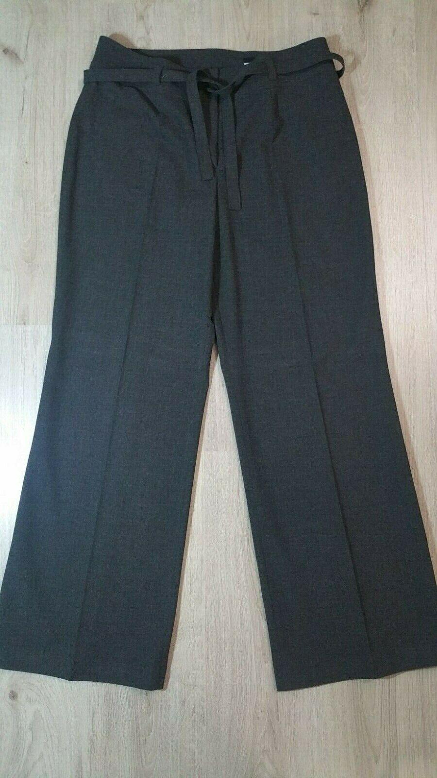 Orwell Damen Hose hochwertig Gr. 42 dunkelgrau