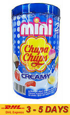 Chupa chups mini tote 22 lollies-Assorted Flavors
