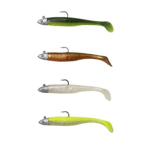 DAM Effzett Longhorn RTF Ready to Fish mit Jigkopf versch Farben und Größen