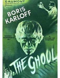 THE-GHOUL-1933-Horror-Movie-Film-PC-Windows-Mac-iPhone-iPad-INSTANT-WATCH